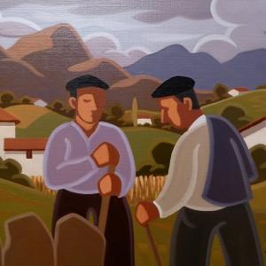 Les deux paysans