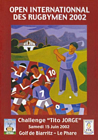 Affiche Challenge Golf