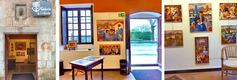 Pier à la Galerie de l'Infante St Jean de Luz
