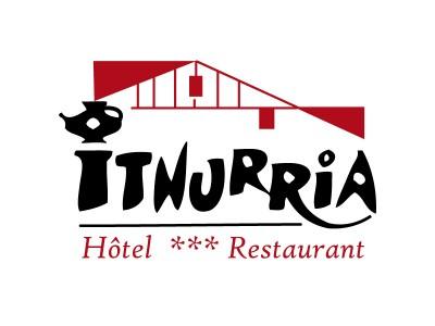 Logo Hôtel Restaurant Ithurria