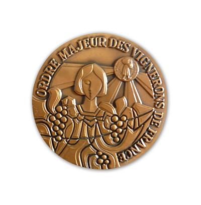 Médaille Ordre des vignerons