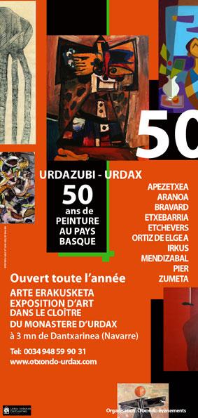 Exposition Cloître d'Urdax